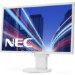 "NEC MultiSync E243WMi 60,5 cm (23.8"") 1920 x 1080 Pixeles Full HD LED Plana Blanco"
