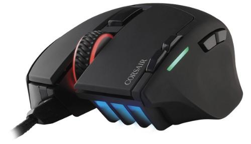 Corsair CH-9303011-EU mice USB Optical 10000 DPI