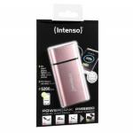 Intenso PM5200 Lithium-Ion (Li-Ion) 5200mAh Pink power bank