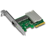Trendnet TEG-10GECSFP networking card Fiber 10000 Mbit/s Internal