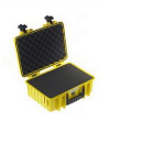 B&W 4000/Y/RPD equipment case Briefcase/classic case Yellow