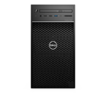 DELL Precision T3630 8th gen Intel® Core™ i7 i7-8700K 16 GB DDR4-SDRAM 1512 GB HDD+SSD Black Tower Workstation