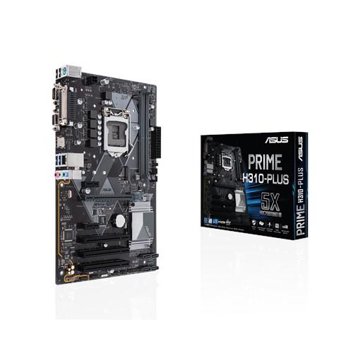ASUS Prime H310-Plus motherboard ATX Intel® H310