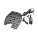 Zebra charging/transmitter cradle, ethernet