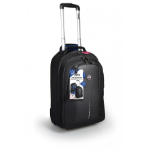 "Port Designs CHICAGO EVO notebook case 39.6 cm (15.6"") Trolley case Black"