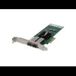 LevelOne Gigabit Fiber PCIe Network Card, Dual SFP, PCIe x4
