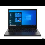 """Lenovo ThinkPad L14 DDR4-SDRAM Notebook 14"""" 1920 x 1080 pixels Touchscreen AMD Ryzen 5 PRO 16 GB 512 GB SSD Wi-Fi 6 (802.11ax) Windows 10 Pro Black"""