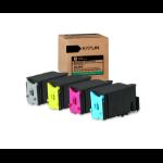 Katun 47900 compatible Toner yellow (replaces Sharp MXC30GTY)