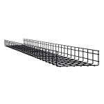 Tripp Lite SRWB12410STR6 cable tray Straight cable tray Black