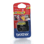 Brother MK-631BZ P-Touch Ribbon, 12mm x 8m