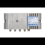 Spaun HLV 36/30 NF video line amplifier 1006 MHz Silver