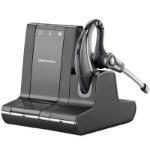 Plantronics W730-M Monaural Ear-hook Black headset