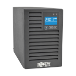 Tripp Lite 1000VA 900W SmartOnline 230V On-Line Double-Conversion UPS, Tower, Extended Run, Network Card Options, LCD, USB, DB9