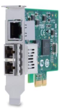 PCI-E DUAL PORT ADAPTER 10KM 1000SX SC 990-003579-001 IN      IN