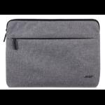 "Acer NP.BAG1A.296 notebook case 29.5 cm (11.6"") Sleeve case Grey"