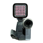 Sima SL-100IR Black camera flash