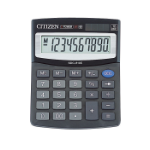Citizen SDC-810BII calculator Pocket Basic Black