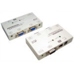 Cables Direct KVM-VGAXTAD network extender Network transmitter & receiver White