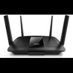 Linksys EA8500 Black wireless router