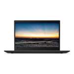 "Lenovo ThinkPad P52s Black Mobile workstation 15.6"" 1920 x 1080 pixels Touchscreen 1.90 GHz 8th gen Intel® Core™ i7 i7-8650U"