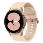 "Samsung Galaxy Watch4 3.05 cm (1.2"") 40 mm SAMOLED 4G Pink gold GPS (satellite)"