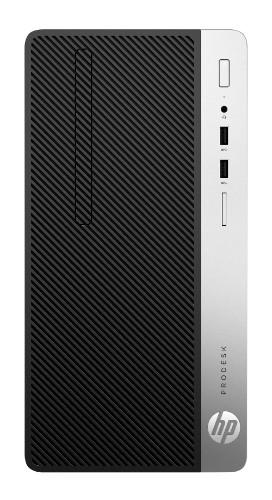 HP ProDesk 400 G6 9th gen Intel® Core™ i7 i7-9700 16 GB DDR4-SDRAM 512 GB SSD Black Micro Tower PC