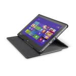 """Toshiba Portege Z10T Portfolio Case 11.6"""" Folio Black"""