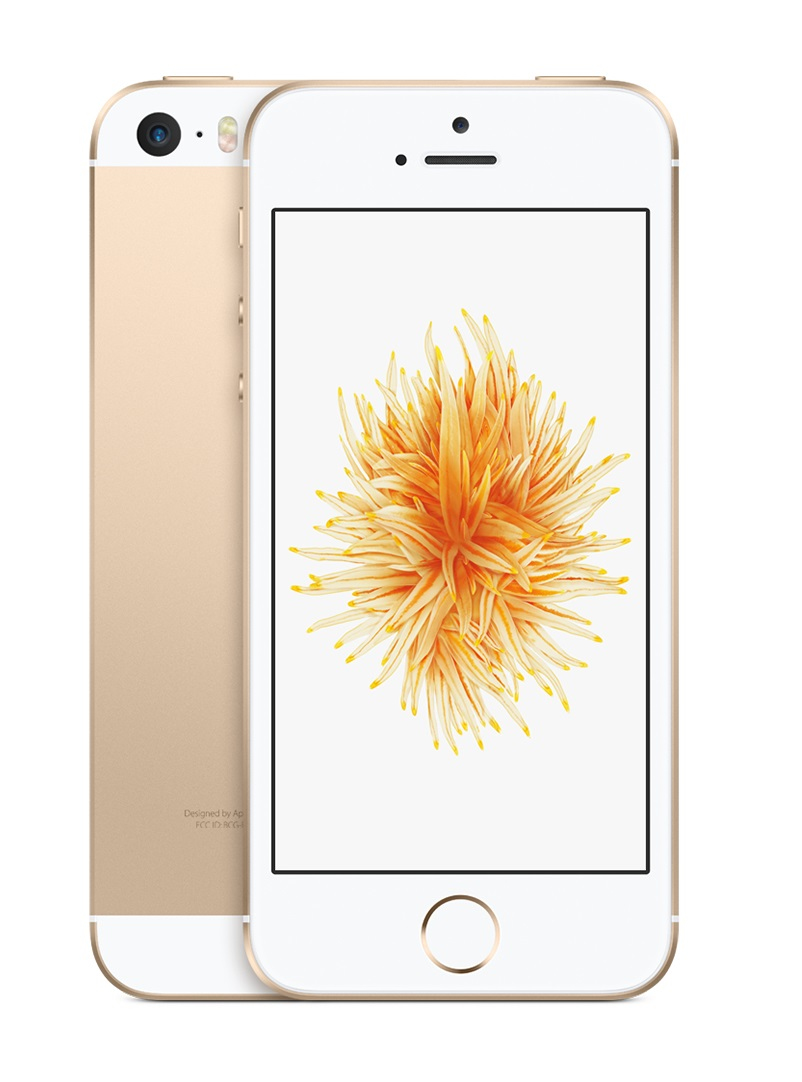 Apple iPhone SE Single SIM 4G 16GB Gold,White