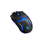 E-blue Auroza-IM USB 4000DPI Black mice