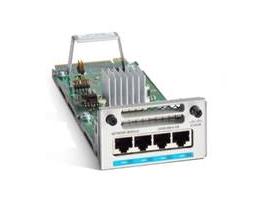 Cisco C9300-NM-4G network switch module Gigabit Ethernet