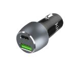 Kit PRCC-CA-PD27SG mobile device charger Auto Black