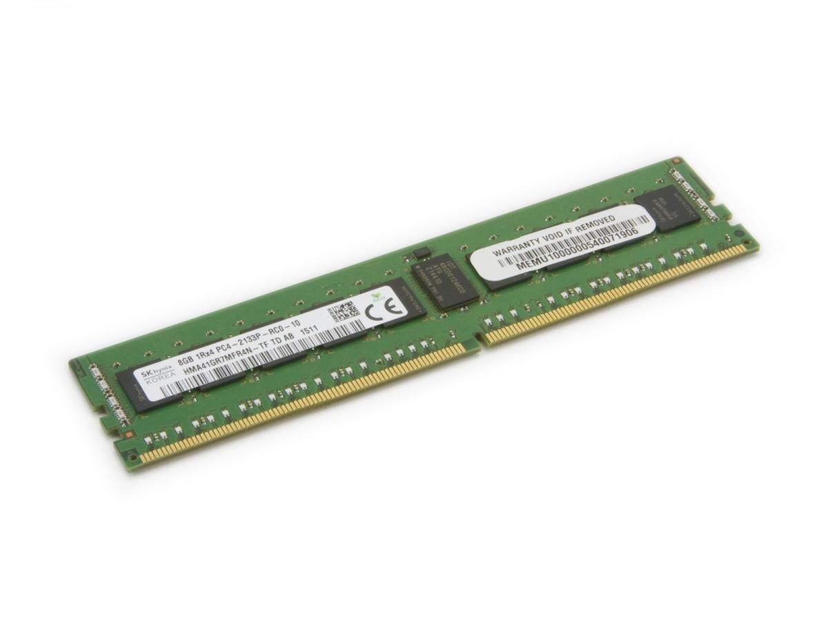 Supermicro MEM-DR480L-HL01-ER21 memory module 8 GB DDR4 2133 MHz ECC