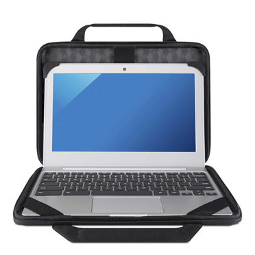 Belkin 11-Inch Notebook Air Protect Always-On Sleeve Case - Black (B2A075-C00)
