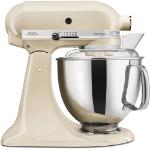 KitchenAid Artisan food processor 4.8 L Cream 300 W