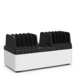 Belkin B2B161 portable device management cart/cabinet Portable device management cabinet Black, Gray