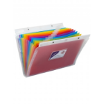 Snopake 15802 filing pocket A4 Multicolor 1 pc(s)
