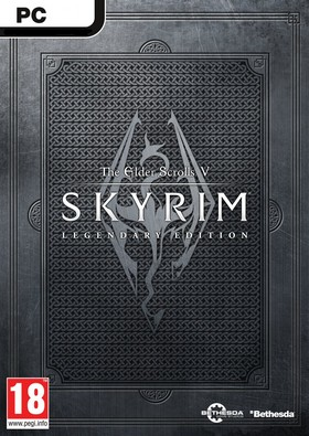 Nexway The Elder Scrolls V: Skyrim Legendary Edition vídeo juego PC Español