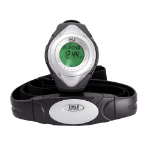 Pyle PHRM38 Black,Silver sport watch
