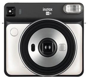 Fujifilm Instax SQ 6 62 x 62 mm White