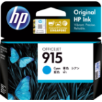 HP 915 Original Cyan 1 pc(s)