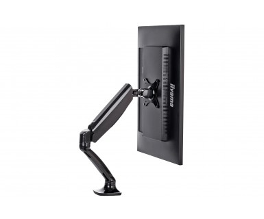 "iiyama DS3001C-B1 27"" Clamp Black flat panel desk mount"