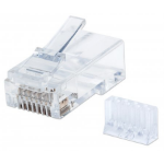 Intellinet 790604 wire connector RJ45 Transparent