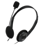 Adesso Xtream H4 - Stereo Headphone/Headset with Microphone