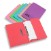 Rexel Jiffex Foolscap Transfer File With Pocket Buff (25)