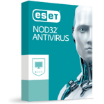 Eset NOD32 Antivirus 2017 1user(s) 1year(s)