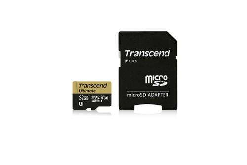 Transcend TS32GUSDU3M memory card 32 GB MicroSDHC Class 10 UHS-I