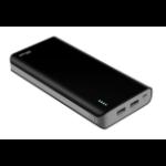 Trust 21795 Ión de litio 20000mAh Negro batería externa