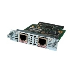 Cisco 2-port analog WIC modem 56 Kbit/s