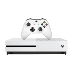 Microsoft Xbox One S Battlefield 1 500GB Wi-Fi White