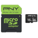 PNY MicroSD Performance 16GB 16GB MicroSDHC UHS-I Class 10 memory card